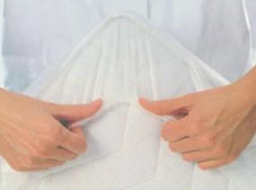 Curaderm-Inkontinenzschutz für Matratzen